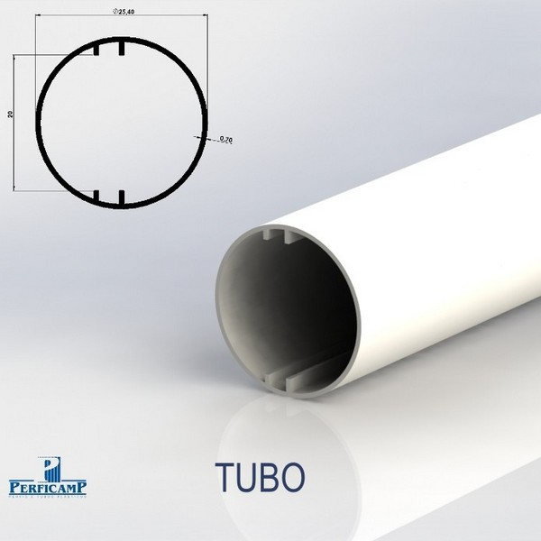 Tubo industrial